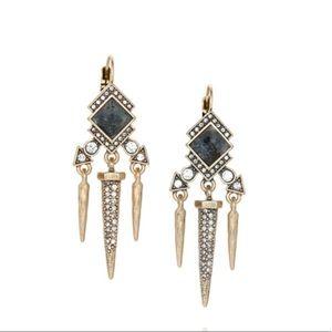Amulet Drop Earrings